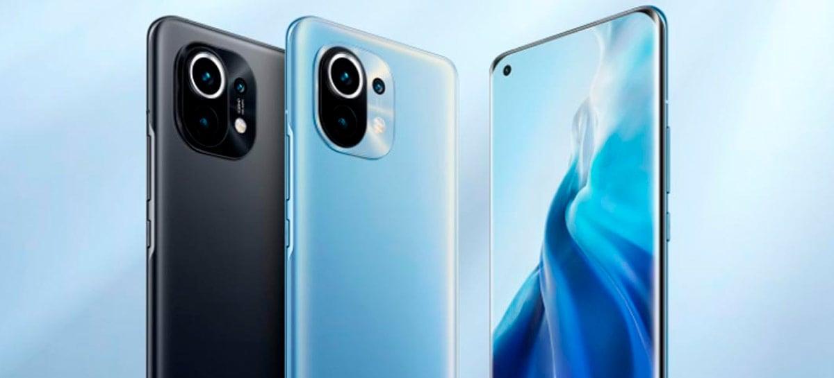 "Primeiro celular da Xiaomi sem a marca ""Mi"" pode ser o Xiaomi 11T"