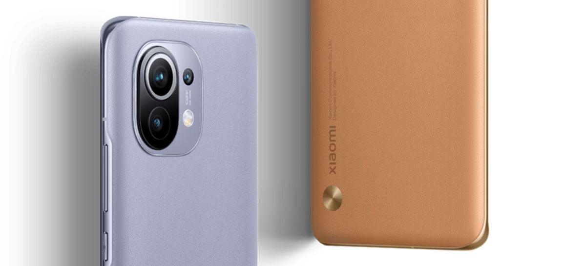 Xiaomi vende 350 mil unidades do Mi 11, seu novo smartphone, em apenas cinco minutos