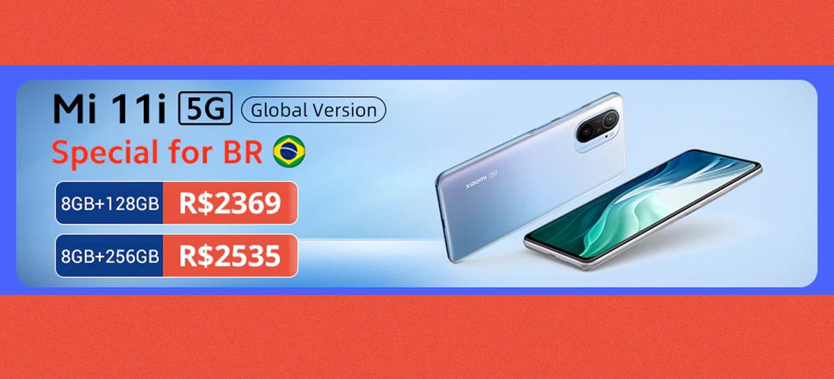 Xiaomi Mi 11i 5G, o Snapdragon 888 barato da Xiaomi está em PROMOÇÃO novamente