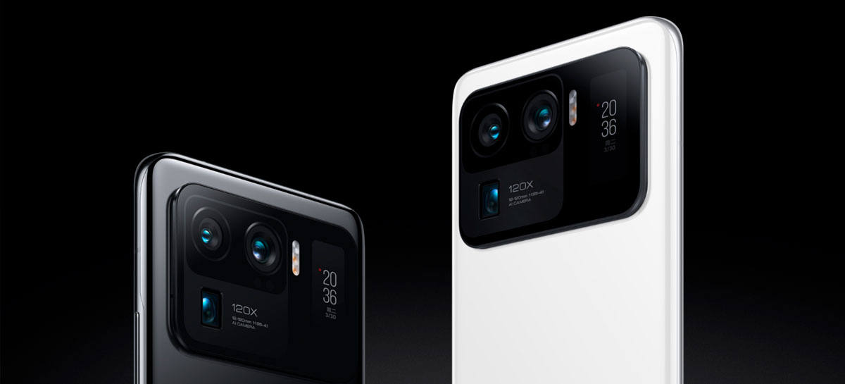 Xiaomi Mi 11 Ultra está recebendo update de aprimoramentos na câmera