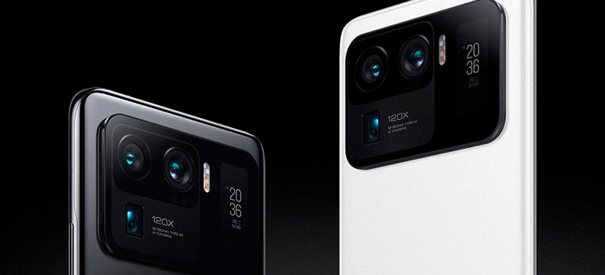 Xiaomi Mi 12 pode trazer novo sensor de 200MP da Samsung