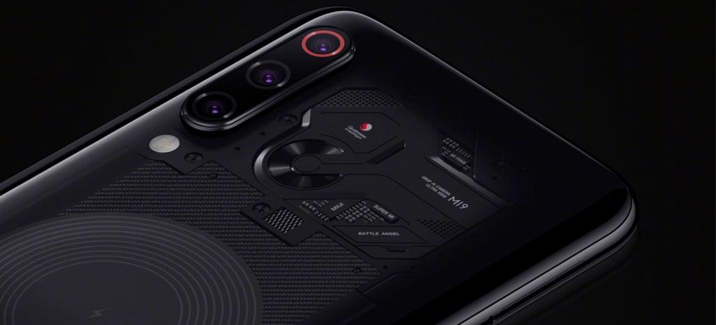 Xiaomi Mi 9 Transparent Edition é confirmado com 12GB de RAM e lente principal de 48MP