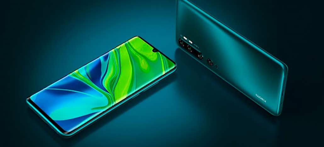 Mi Note 10 começa a ser divulgado pela Xiaomi Brasil