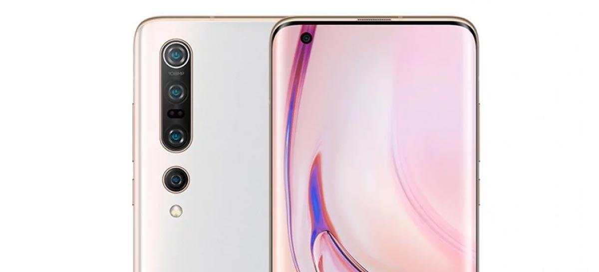 Xiaomi Mi 10 Pro recebe update para tirar desempenho máximo da câmera