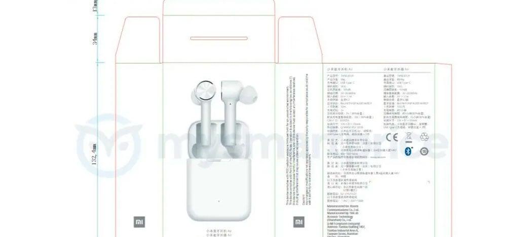 Xiaomi Mi True Wireless Earphones recebe certificação no FCC com acesso ao Bluetooth 4.2