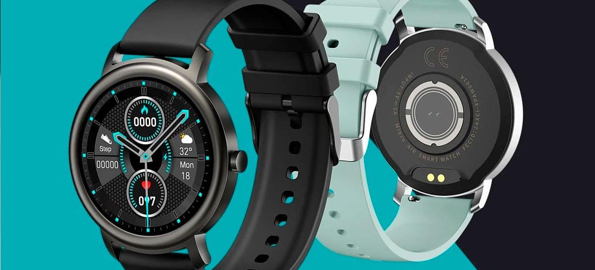 Xiaomi Mibro Air - um relógio inteligente bonito, barato e bem básico