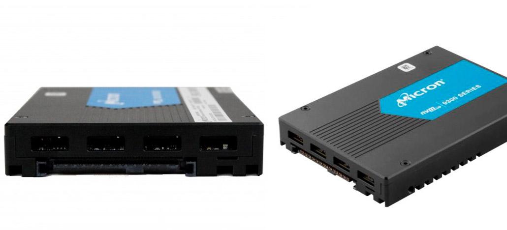Micron 9300 é a nova série de SSDs NVMe que promete ser 35% mais eficiente que a anterior