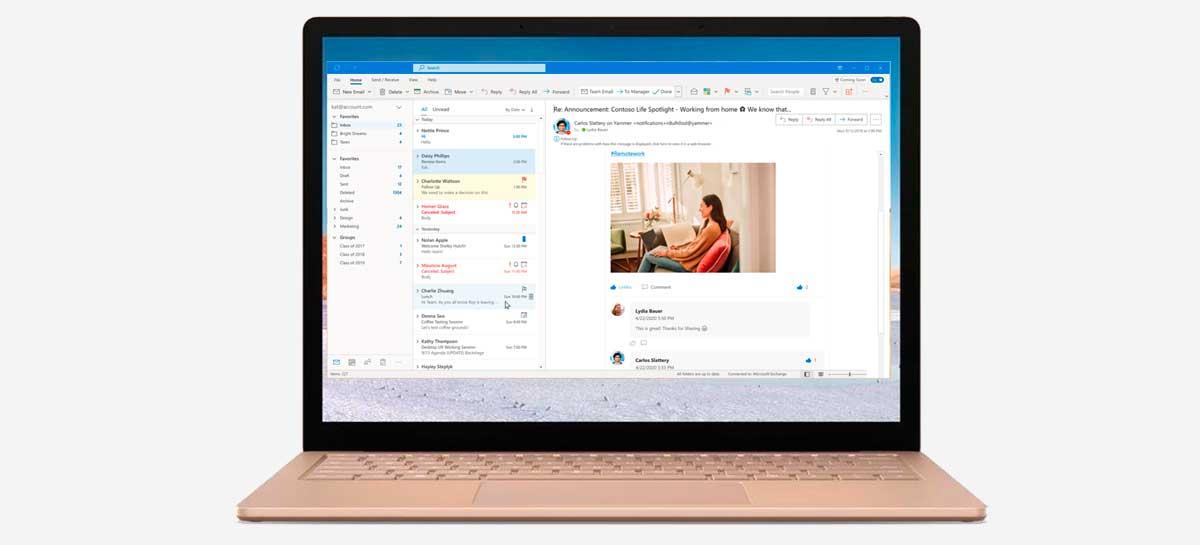 Microsoft apresenta novidades do Windows 10 na conferência Build 2020