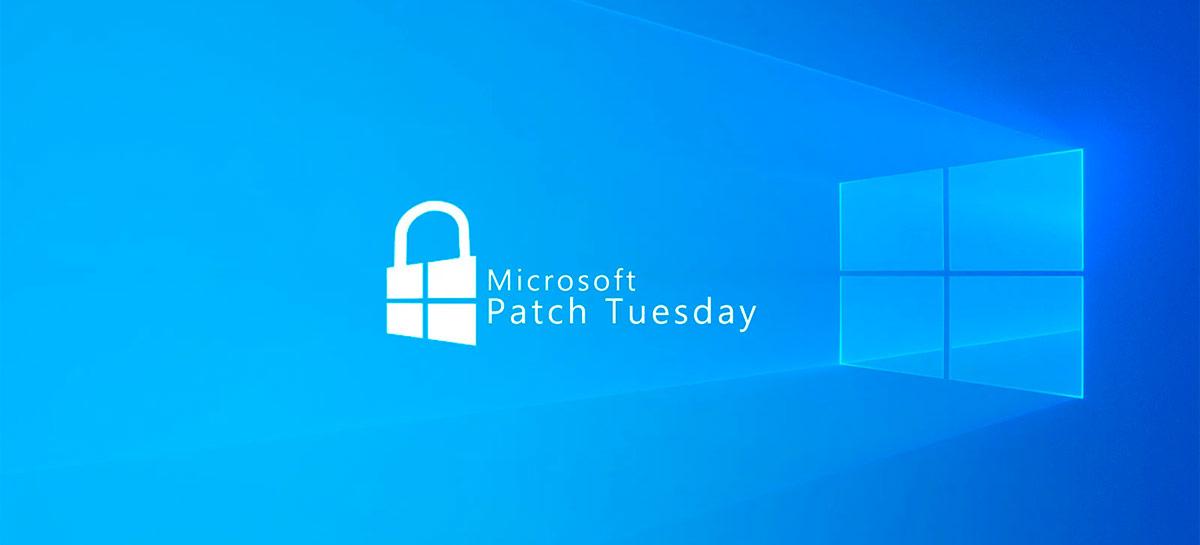 Microsoft corrige mais de 80 bugs em janeiro, incluindo vulnerabilidade no antivírus