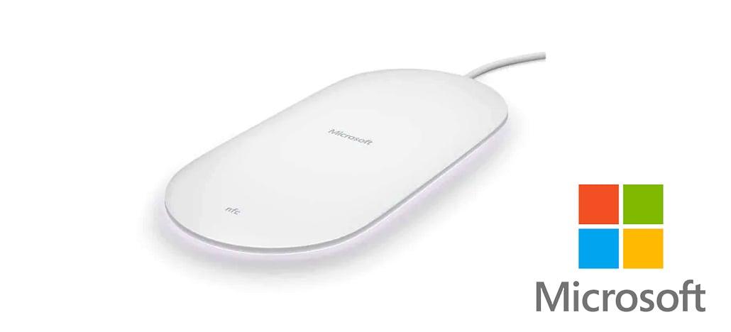 Carregador sem fio para notebook da Microsoft  é certificado pela FCC