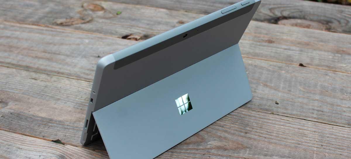 Microsoft Surface Go 2 ganha certificação do órgão FCC
