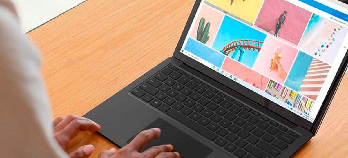 Microsoft Surface Laptop Go deve vir com Intel Core i5 de 10ª geração [RUMOR]