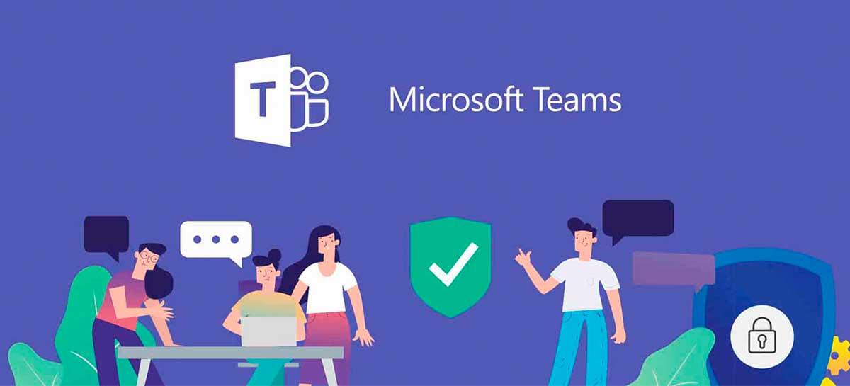 Microsoft Team terá suporte para até 300 pessoas em videochamadas