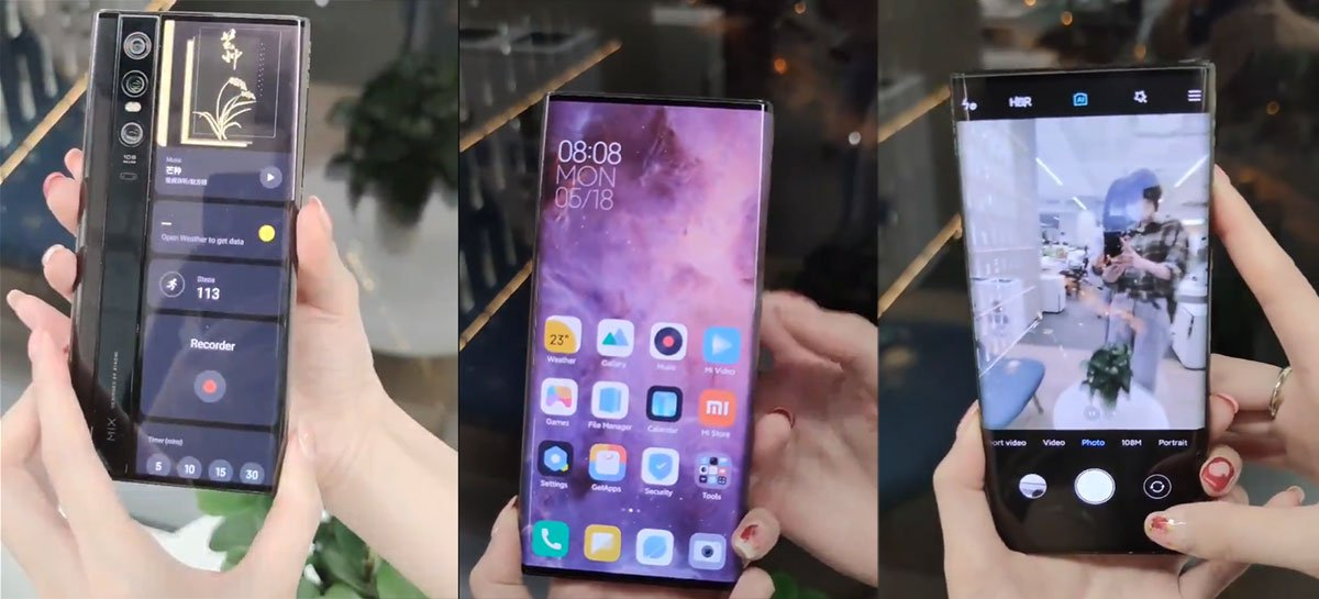 Xiaomi Mi Mix Alpha pode ser lançado com Snapdragon 865