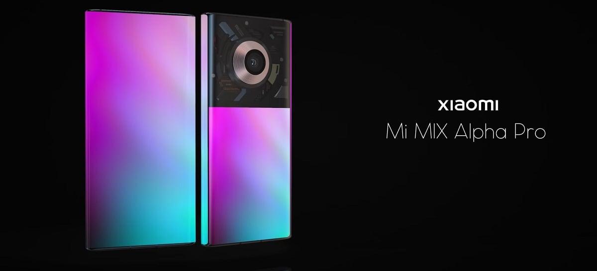 Variante do Xiaomi Mi Mix Alpha teria display duplo e câmera Ai Zoom [Rumor]