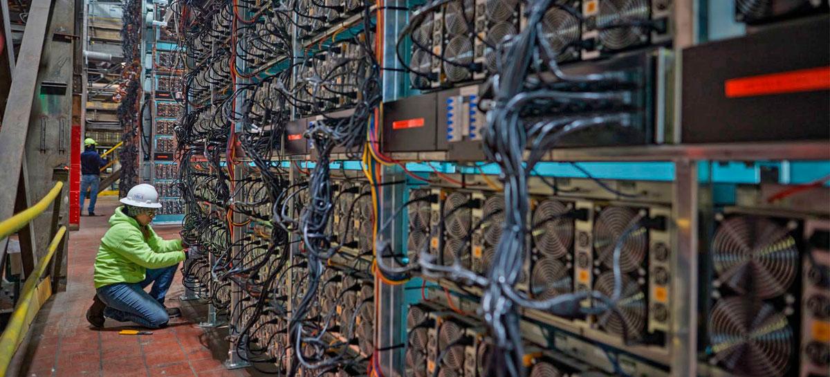 Usina de gás natural vai usar energia excedente para gerar Bitcoins
