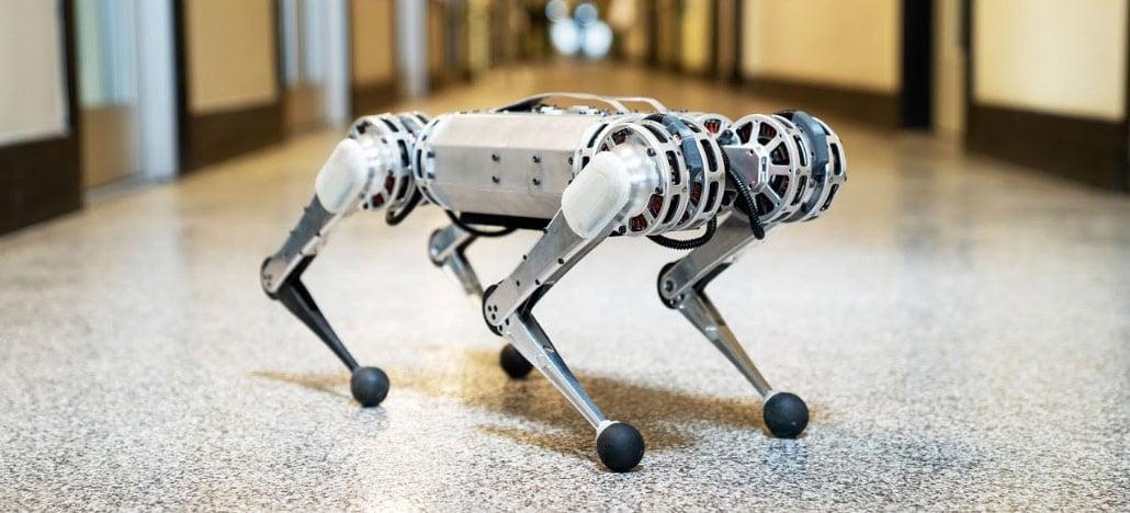 MIT mostra teste de nove de seus robôs Mini Cheetah em novo - e curioso - vídeo