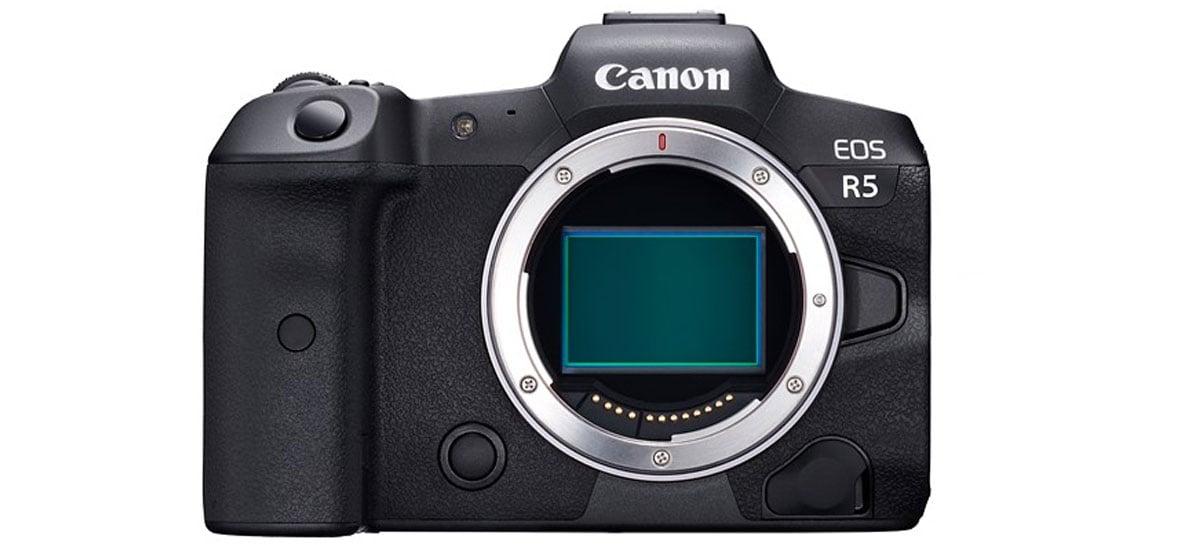 Nova câmera mirrorless Canon EOS R5 filma em 4K/120fps e até 8K/30