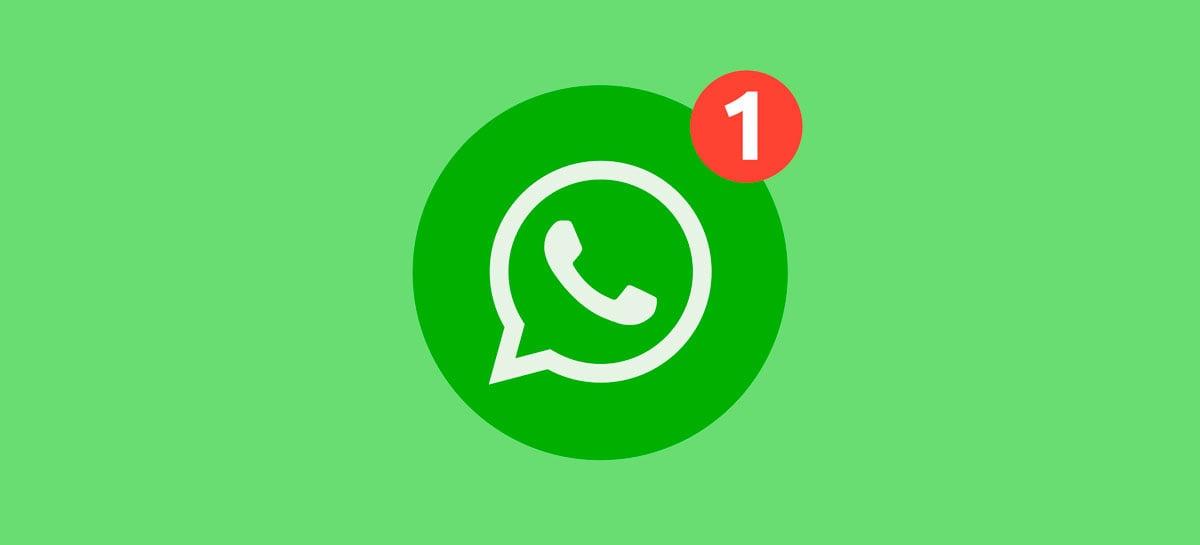 WhatsApp apresenta problemas e não está enviando fotos e vídeos