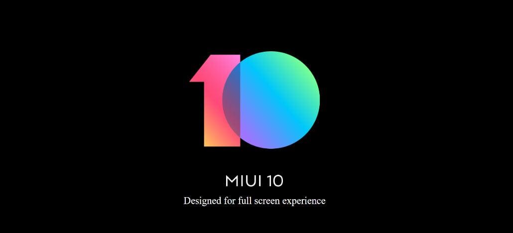 Versão estável chinesa da MIUI 10 agora está disponível para o Mi 8, o Mi Mix 2S e outros