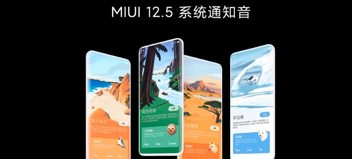 Xiaomi apresenta nova MIUI 12.5 que promete ser mais leve e exigir menos energia