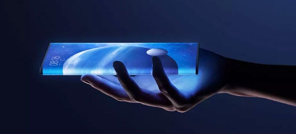 Confira imagens hands-on do novo Xiaomi Mi Mix Alpha!