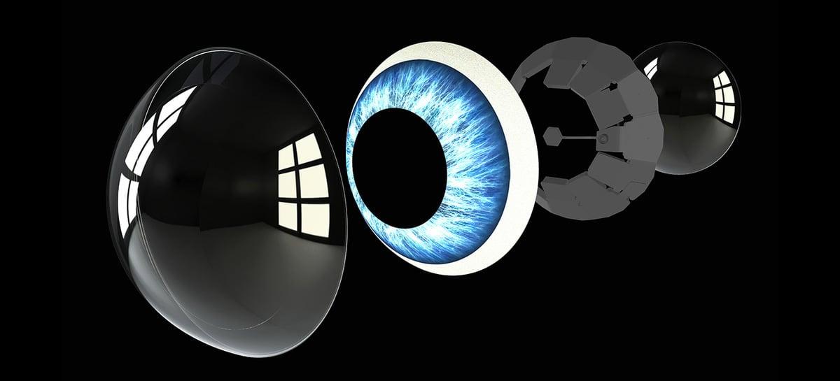 Maior fabricante de lentes de contato do Japão vai produzir lentes inteligentes AR