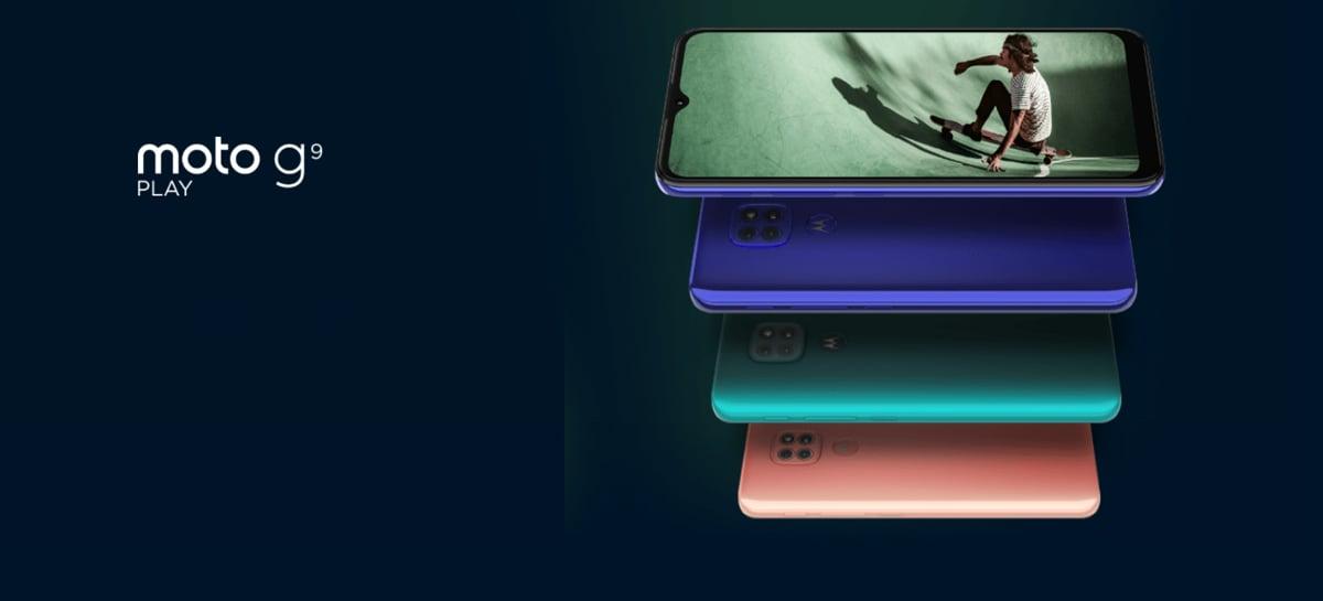 Smartphone Moto G9 Play começa a receber o Android 11 no Brasil