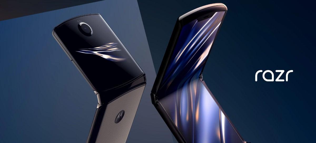 Motorola Razr agora tem uma nova data de lançamento: dia 6 de fevereiro