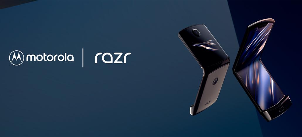 Novo Motorola Razr tem tela dobrável e processador Qualcomm Snapdragon 710