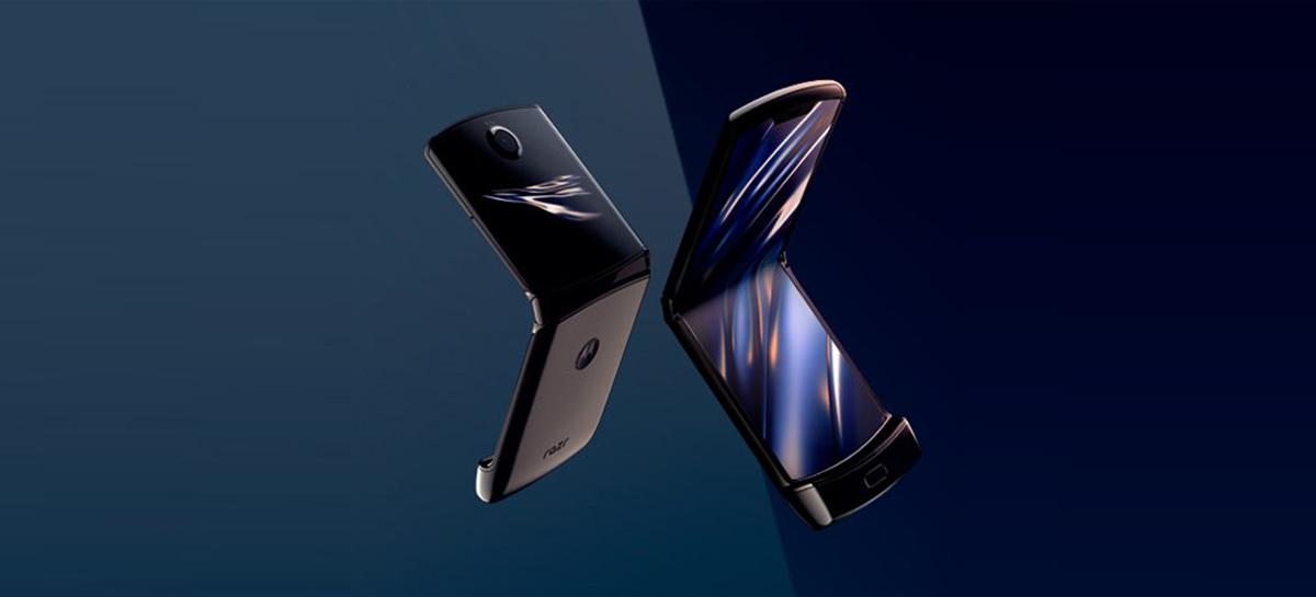 Motorola deve anunciar novo smartphone dobrável no dia 9 de setembro