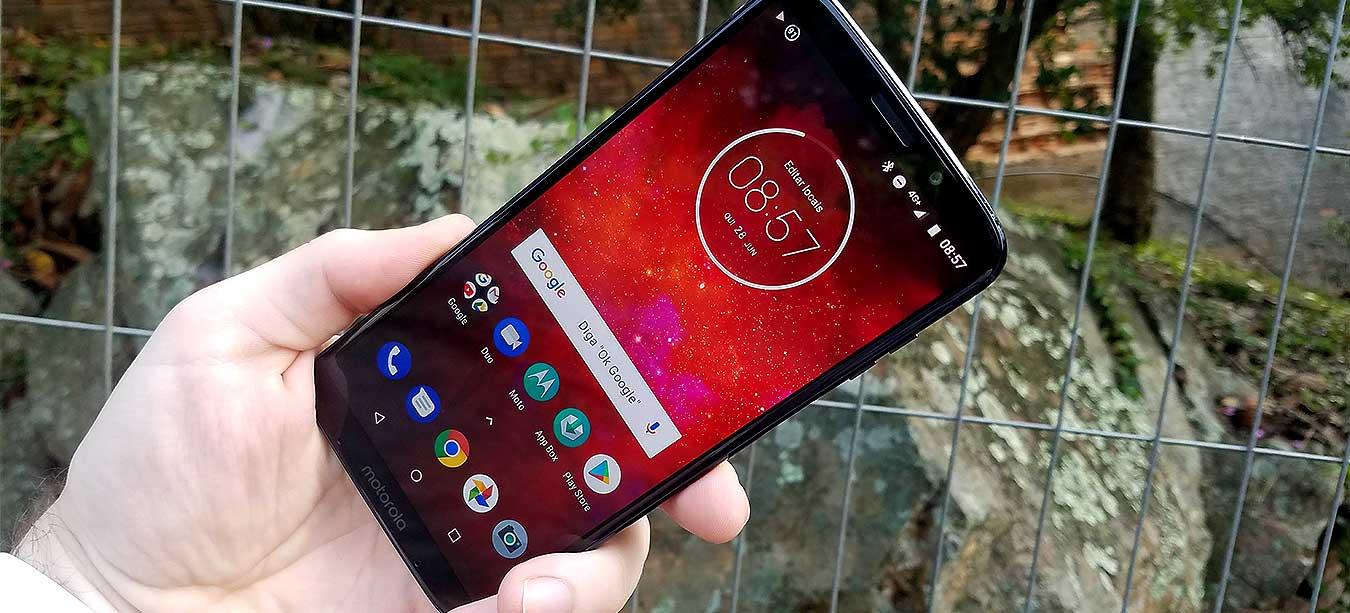 Análise: Motorola Moto Z3 Play