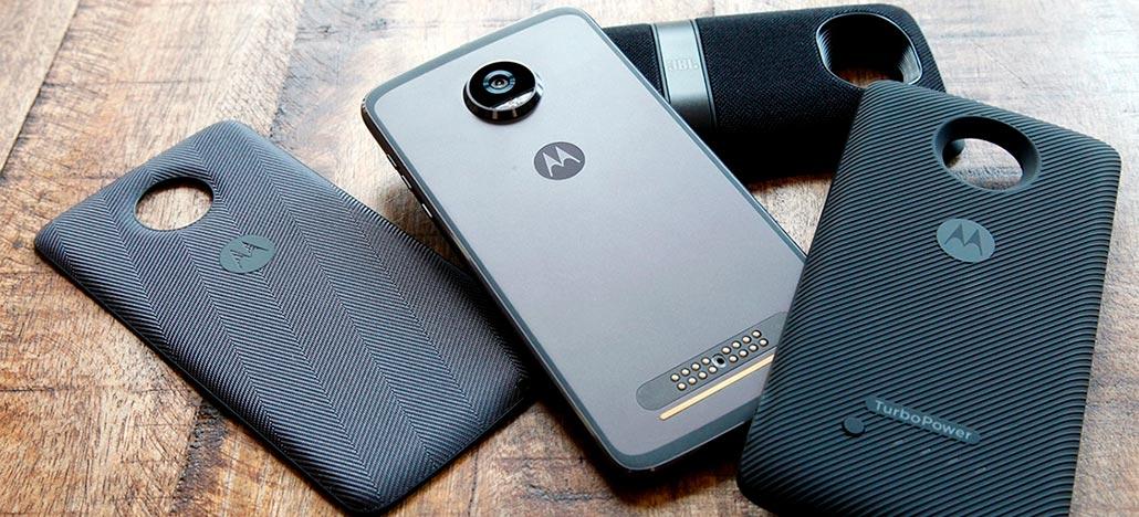 Registro do Moto Z3 Play revela que aparelho virá com tela de 6,1'' e Snapdragon 636