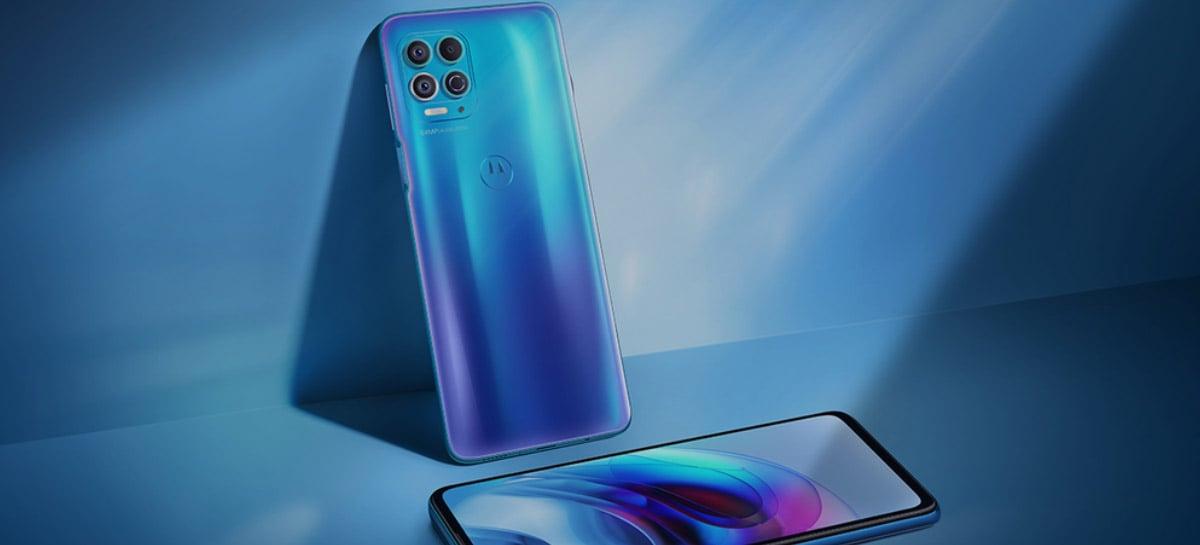 Motorola divulga teaser de possível Moto G100, versão global de Edge S