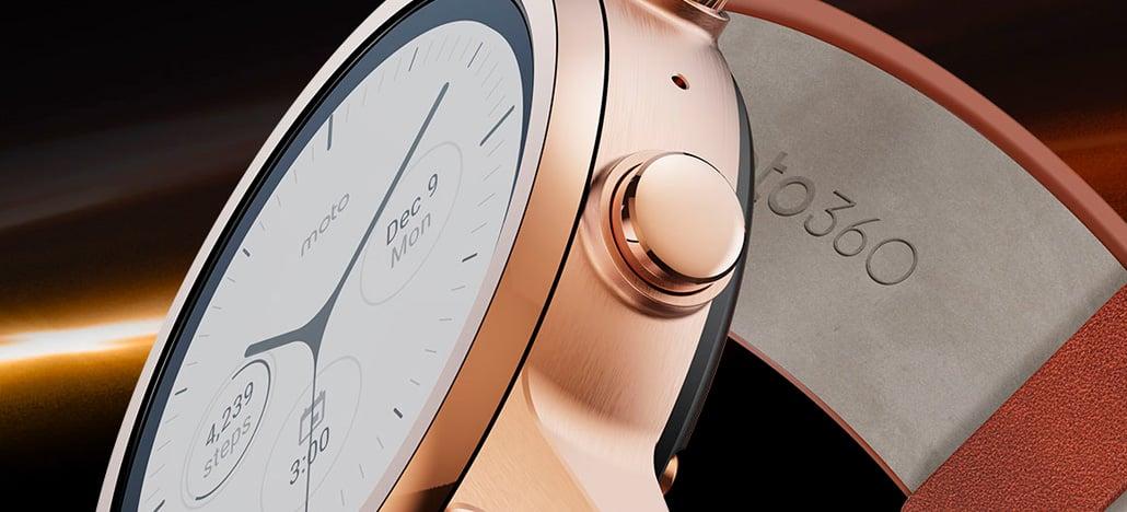 Motorola anuncia seu novo smartwatch Moto 360 por US$350