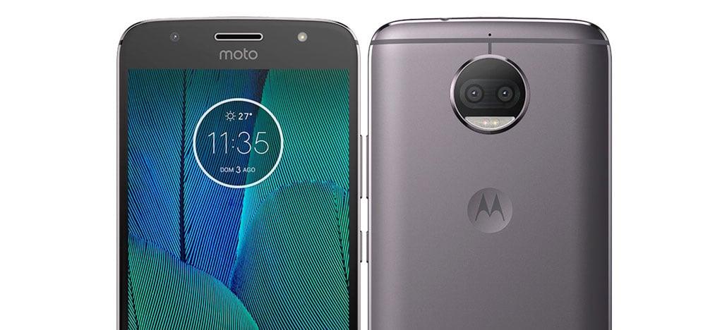 Moto G5S Plus começa a receber o Android 8.1 Oreo no Brasil