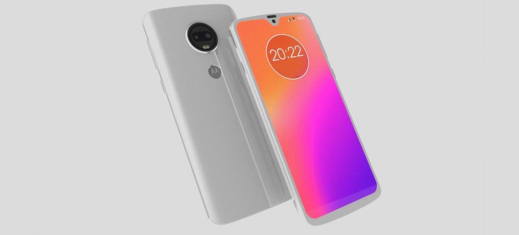 Vazam especificações do Moto G7 com Snapdragon 660 e 4GB+64GB de armazenamento