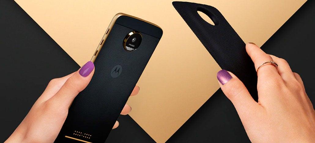 Antigo topo de linha da Motorola, Moto Z Snaps de 2016, está na promoção por R$679
