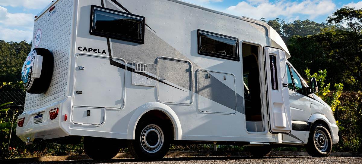 Estrella Mobil criou o primeiro motorhome nacional 100% autônomo