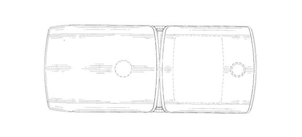 Patente da Motorola mostra visual do possível novo Razr V3 com tela dobrável