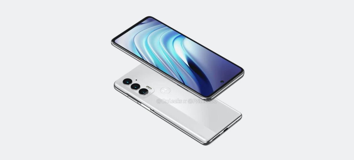 Smartphones da linha Motorola Edge 20 5G serão anunciados no dia 5 de agosto