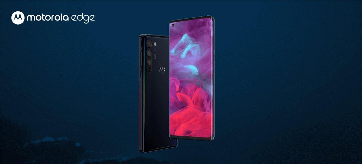 Vazam informações sobre novo Motorola Edge