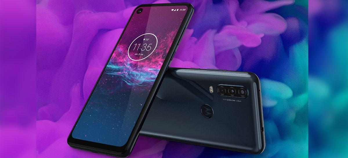 Motorola One Action já está recebendo o Android 11 no Brasil
