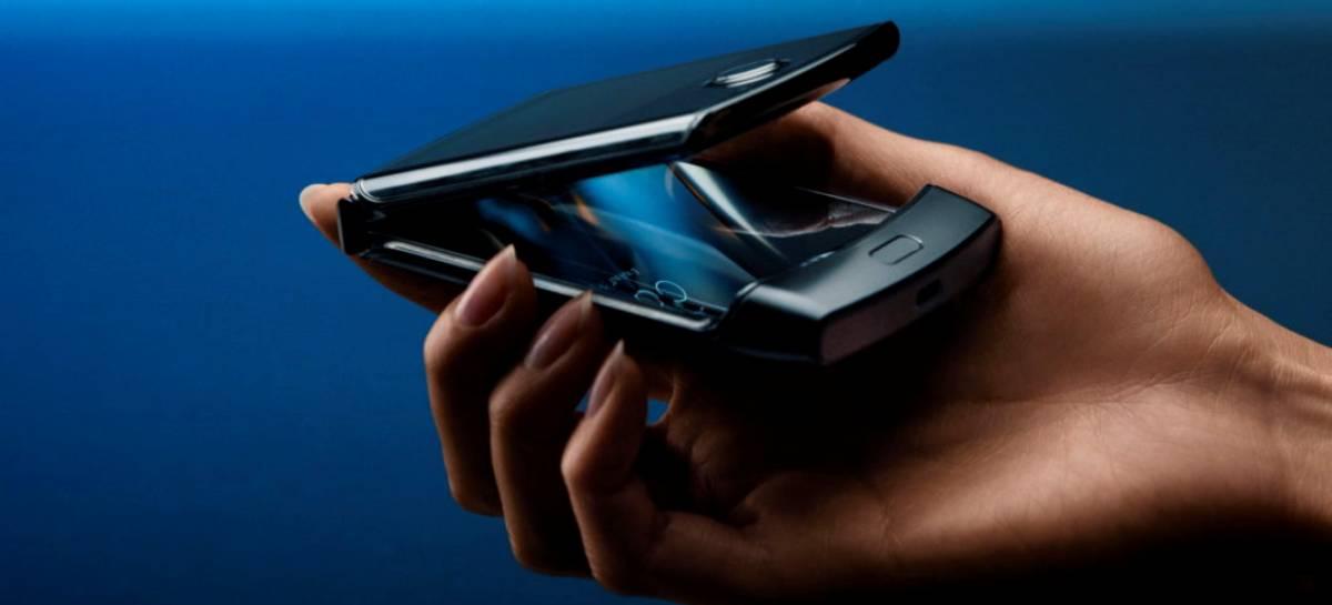 Motorola Razr 2019 começa a receber o Android 11