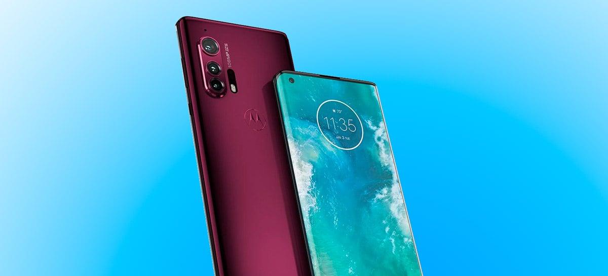 Motorola lançará seu smartphone mais poderoso do ano amanhã