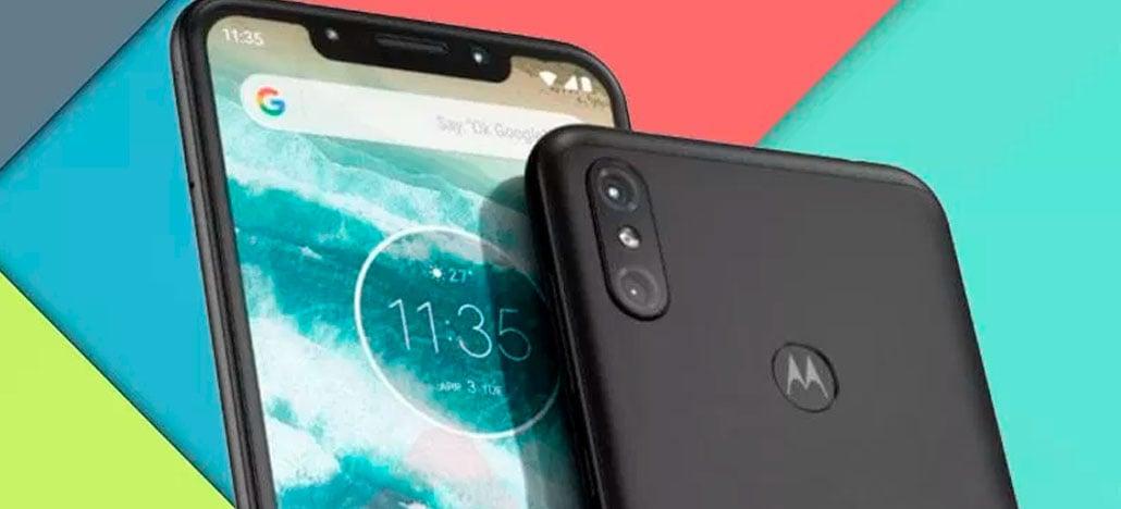 Nova linha P30 com três smartphones aparece em site chinês da Motorola