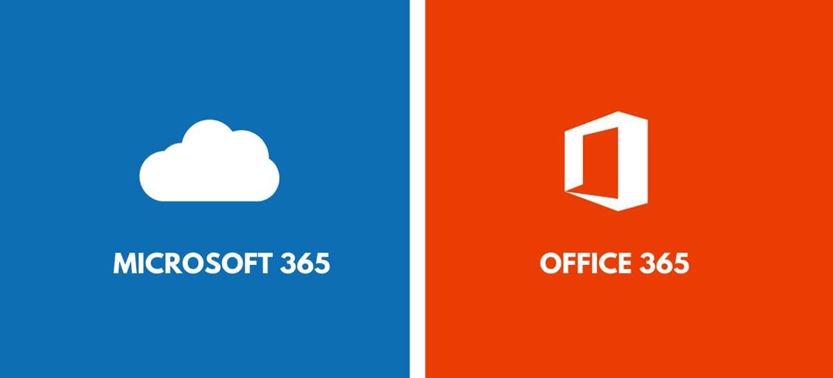 Microsoft anuncia aumento de preço no Office 365 e Microsoft 365 em 2022