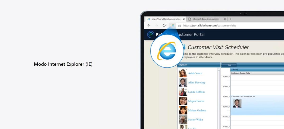 Como habilitar o Modo Internet Explorer no Microsoft Edge
