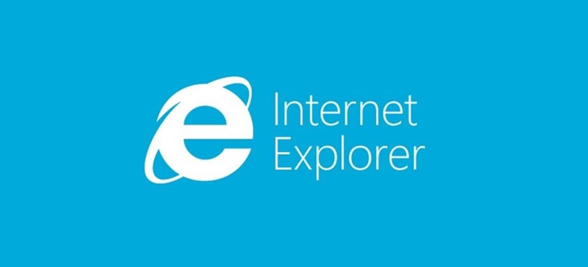 Navegador Internet Explorer 11 será descontinuado em 2022 pela Microsoft