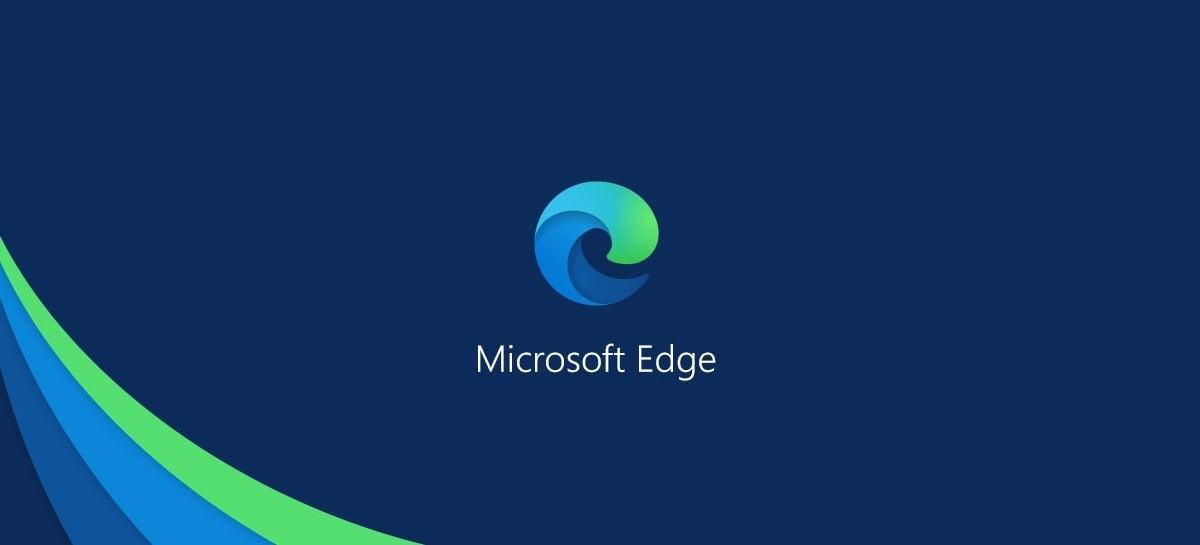 Microsoft Edge ganha novo recurso para importação de senhas